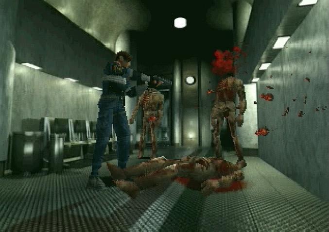Resident Evil 2 (Psx/Eng)