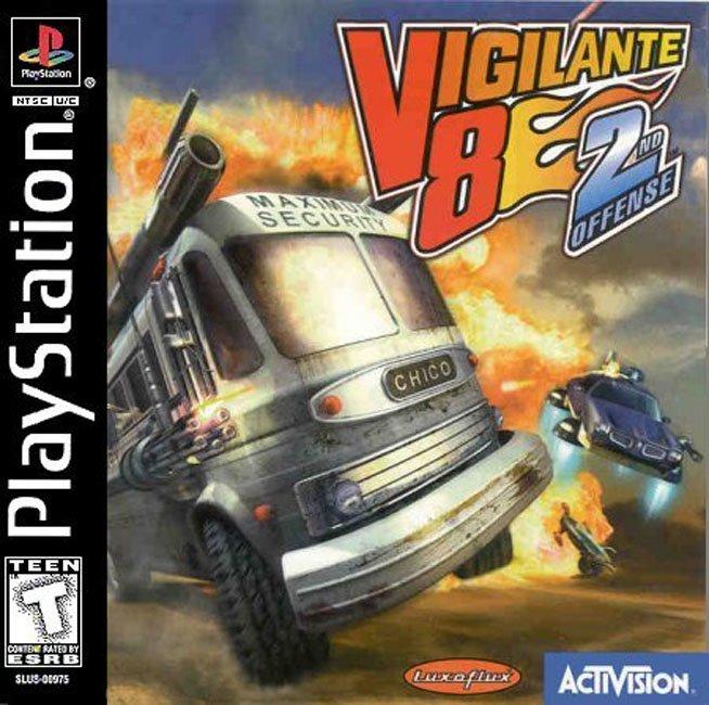 Vigilante 8 скачать на компьютер торрент
