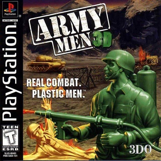 Army Man игра скачать - фото 11