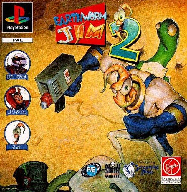 Earthworm jim 1 & 2 free download « igggames.