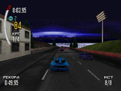 Need for speed: porsche unleashed psp rus