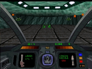 Descent 2 (eng) (SLES-00558) — Playstation 1 (ps1 или psx