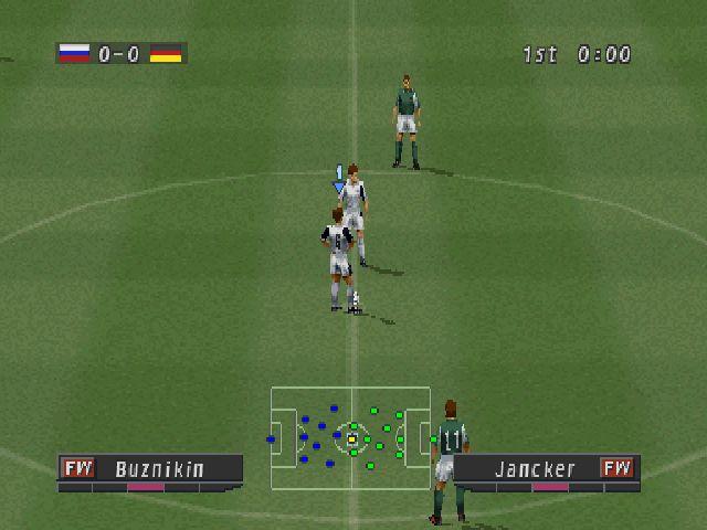 игры ps1 soccer