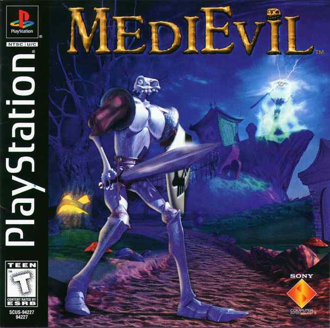 Medievil 2 Playstation 2 Скачать