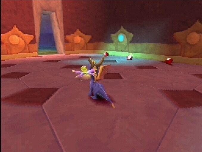 Spyro 2: Ripto's Rage (eng) (SCUS-94425) — Playstation 1