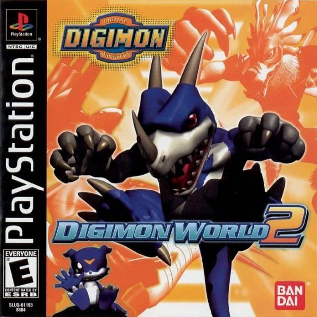 Digimon world 2 rus скачать торрент