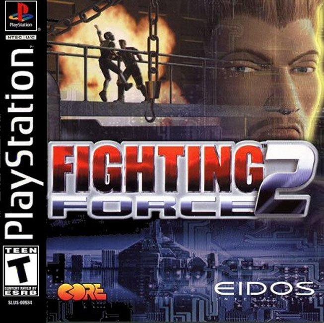Fighting force 2 (лисы) » pscd. Ru приставочные игры.