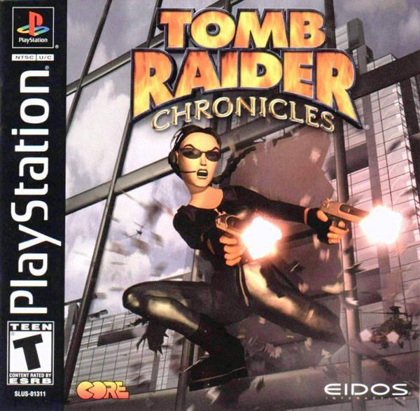Ps1 Tomb Raider Скачать Торрент - фото 6