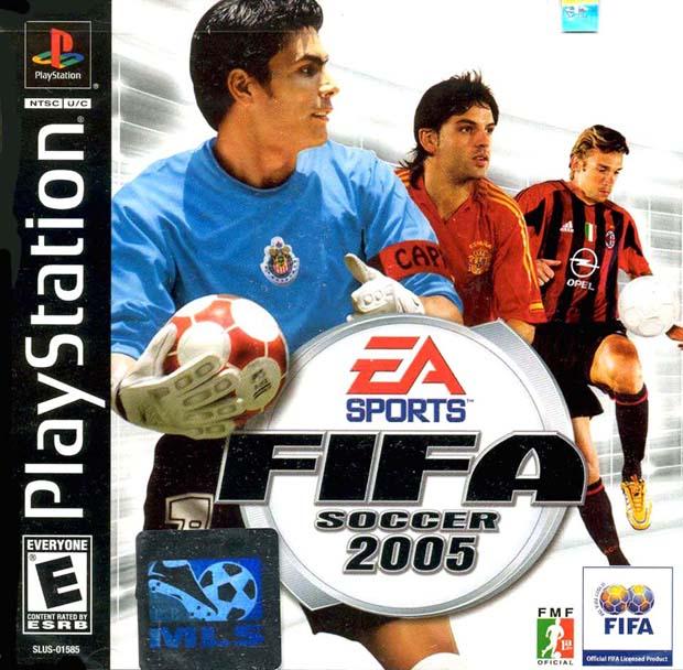 fifa 2005 код игры:
