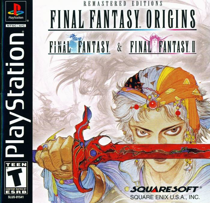 Final fantasy origins psp rus скачать торрент
