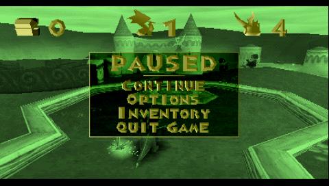 Spyro the Dragon (psp) (rus) (Vector) (SCUS-94228) — Игры