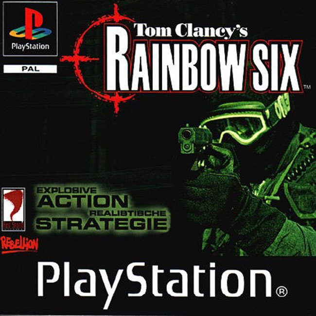 tom clancys rainbow six lone wolf slus 014734765