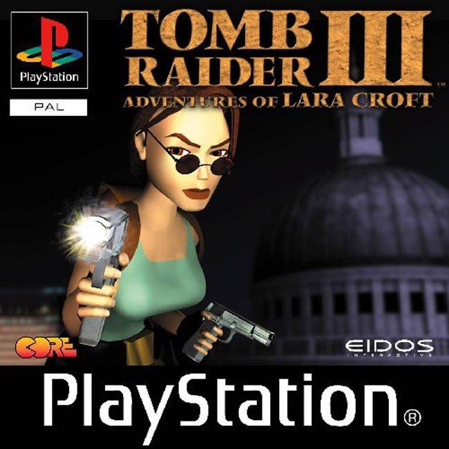 Ps1 Tomb Raider Скачать Торрент - фото 11