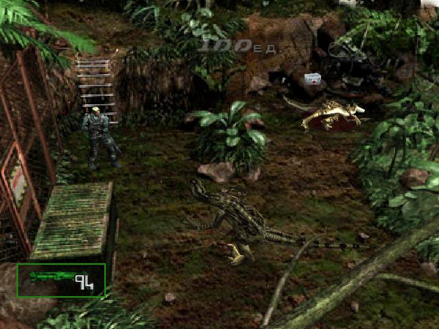 Dino Crisis 2 (rus) (Akella+Electronic Pirates) (SLUS-01279