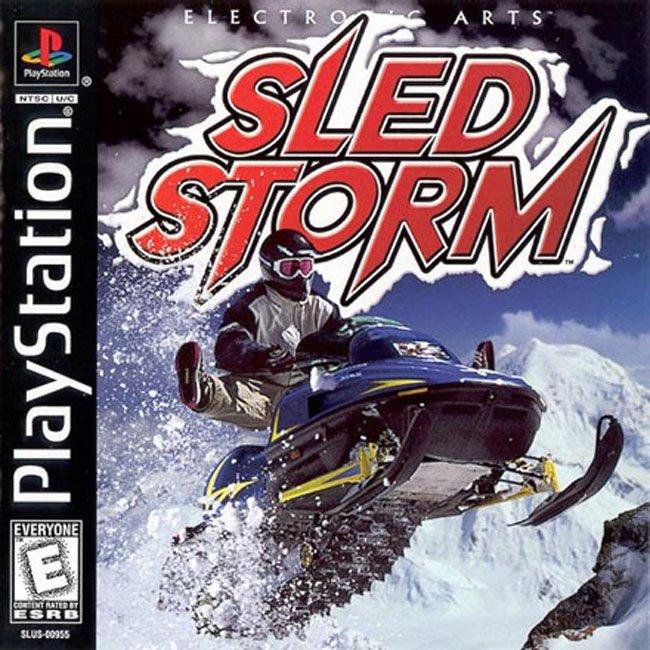 Sled storm на компьютер скачать